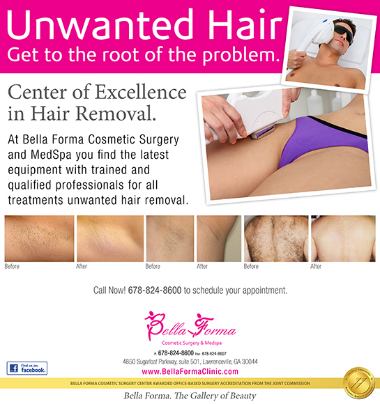 Unwanted Hair. Get to the root of the problem