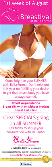 Breastival – 1st week of August