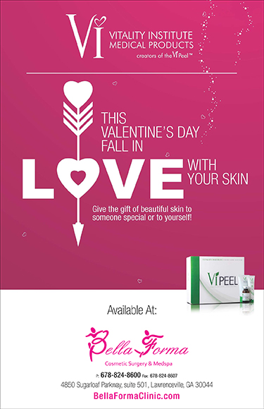 This Valentine's Day Fall in Love with Your Skin