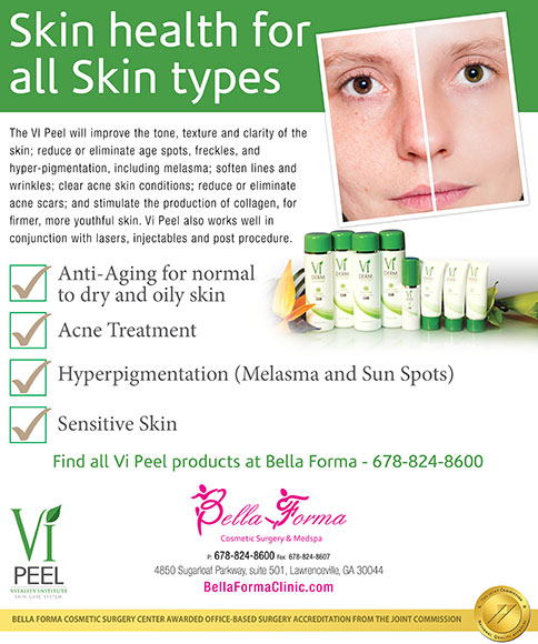 Vi Peel – Skin health for all Skin types